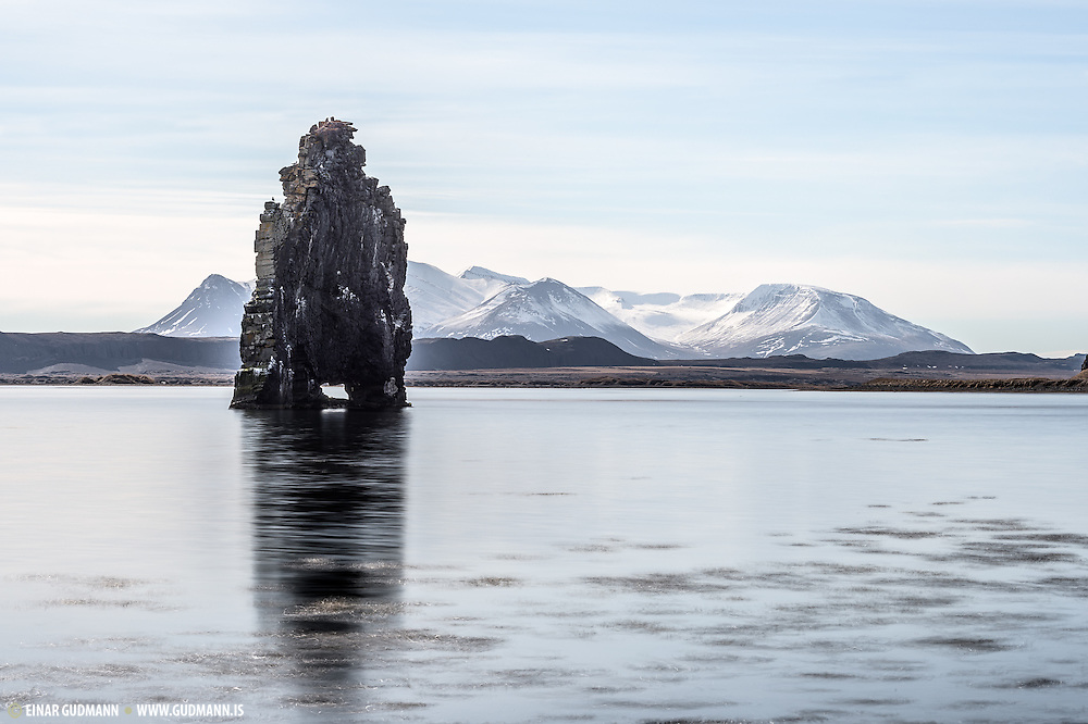 Taken in north-west Iceland