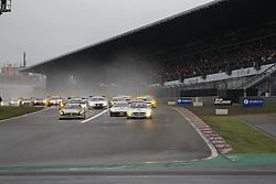 25.06.2011, GER, Motorsport, 24 H Rennen Nürburgring, im Bild Start, EXPA Pictures © 2011, PhotoCredit: EXPA/ A. Neis