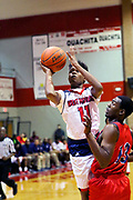 West Monroe and Lafayette Christian Academy play a second round consolation game in the 28th Don Redden Tourney at OPHS in Monroe, LA 4Jan2018. Tom Morris/The Ouachita Citizen