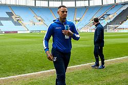 Jonson Clarke-Harris of Bristol Rovers arrives at Coventry City - Mandatory by-line: Robbie Stephenson/JMP - 07/04/2019 - FOOTBALL - Ricoh Arena - Coventry, England - Coventry City v Bristol Rovers - Sky Bet League One