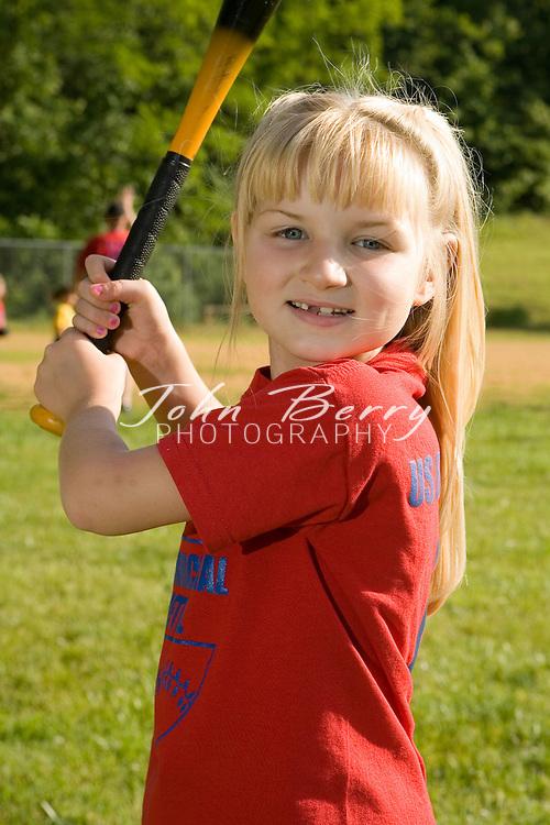 Instructional Softball   .Team & Individual Photos .May 25, 2006