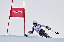 FORSTER Anna-Lena LW12-1 GER at 2018 World Para Alpine Skiing World Cup, Veysonnaz, Switzerland