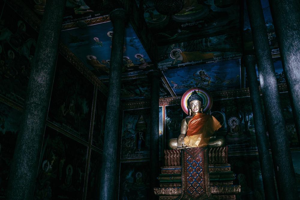 Siem Reap, Cambodia. January 2014.
