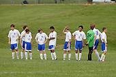 MCHS Varsity Boys Soccer vs Strasburg