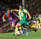 Norwich City v Crystal Palace 080815