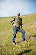 Robert Cosner of Upper Cry Creek Ranch