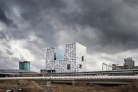 Stadskantoor Utrecht, vernieuwing spoor en busstation