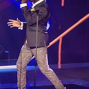 NLD/Amsterdam/20131129 - The Voice of Holland 2013, 3de show, Steffen Morisson