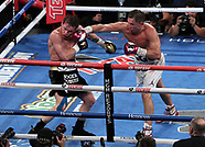 Canelo Alvarez vs Gennady Golovkin - 15 Sept 2018