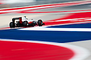 October 21, 2016: United States Grand Prix. Esteban Gutierrez (MEX), Haas F1
