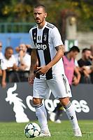 Leonardo Bonucci <br /> Villar Perosa 12-08-2018 Friendly Match - Amichevole Juventus A Vs Juventus B foto OnePlusNine/Insidefoto