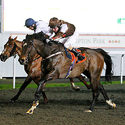 Fleetwoodsands and L P Keniry winning the 6.30