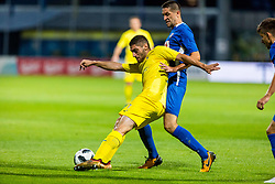 Matija Širok of NK Domzale during 2nd leg football match between NK Domzale and NK Siroki Brijeg in 1st Qualifying round of UEFA Europa League, on July 19, 2018 in Domzale Sports Park, Domzale, Slovenia. Photo by Ziga Zupan / Sportida