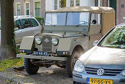 Minerva T.T. Land Rover