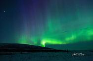 Aurora Borealis near Eureka