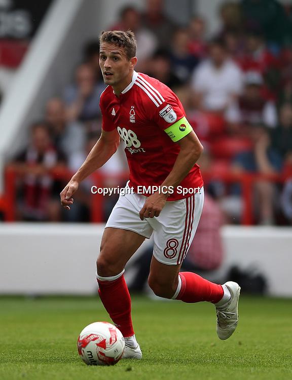 Nottingham Forest captain Chris Cohen