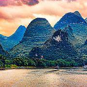 Li River or Lijiang is a river in Guangxi Zhuang China
