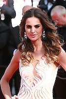 Izabel Goulart at the gala screening for the film Youth at the 68th Cannes Film Festival, Wednesday May 20th 2015, Cannes, France.