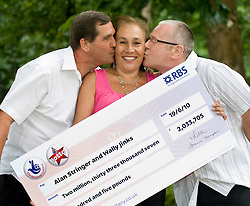 Lottery Winners Doncaster 03 July 2010 .Images © Paul David Drabble.