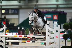 Hanisch, Andre, Ia Calido<br /> Leipzig - Partner Pferd 2015<br /> www.sportfotos-lafrentz.de