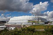 Sao Lourenco da Mata_PB, Brasil.<br /> <br /> Itaipava Arena Pernambuco e um estadio de futebol construido em Sao Lourenco da Mata, Recife.<br /> <br /> Itaipava Arena Pernambuco is a stadium in Sao Lourenco da Mata, Recife.<br /> <br /> Foto: RODRIGO LIMA / NITRO