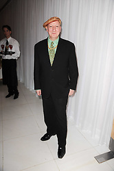 STEPHEN JONES at a party to celebrate Lancome's 10th anniversary of sponsorship of the BAFTA's in association with Harper's Bazaar magazine held at St.Martin's Lane Hotel, London on 19th February 2010.