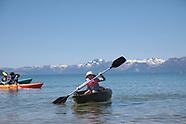 Kids at the Lake Kayaking 2019