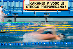 Feature photo at 36th International swimming meeting City of Ljubljana Cup, on May 22, 2011 in Kodeljevo pool, Ljubljana, Slovenia. (Photo By Vid Ponikvar / Sportida.com)