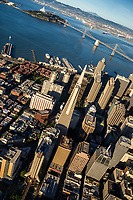 Transamerica Pyramid & Bay Bridge