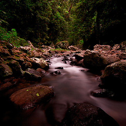 Landscape Photography by Jaydon Cabe taken at the Natural Arch, Nerang, QLD, Australia