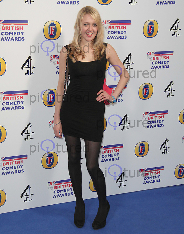 Emily Head British Comedy Awards, O2 Arena, London, UK, 22 January 2011: Contact: Ian@Piqtured.com +44(0)791 626 2580 (Picture by Richard Goldschmidt)