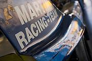 Martini Blue 1970 Porsche 917K Longtail, Rennsport Reunion III<br /> Daytona, FL