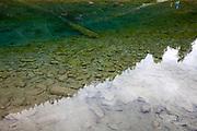 Lac Bleu, near Arolla, Switzerland.