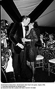 David Koch & Diana Ross. David Koch's New Year's Eve party. Aspen. 1994.<br />