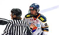 2018-03-14   Jönköping, Sweden: Djurgården Hockey 88 Hanna Olsson during the quarterfinal game between HV71 and Djurgården Hockey at Kinnarps Arena ( Photo by: Marcus Vilson   Swe Press Photo )<br /> <br /> Keywords: Kinnarps Arena, Jönköping, SDHL, Hockey, HV71, Djurgården Hockey, Hanna Olsson