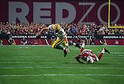 NFL Divisional Playoffs: Green Bay Packers vs Arizona Cardinals<br /> NFL Divisional Playoffs: Green Bay Packers vs Arizona Cardinals<br /> University of Phoenix Stadium/Glendale, AZ <br /> 01/16/2016<br /> SI-181 TK1<br /> Credit: John W. McDonough