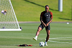 Raheem Sterling of Manchester City trains - Mandatory by-line: Matt McNulty/JMP - 23/08/2016 - FOOTBALL - Manchester City - Training session ahead of Champions League qualifier against Steaua Bucharest