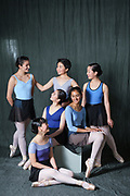 AOC Ballet photographed in Campbell, California, on May 18, 2019. (Stan Olszewski/SOSKIphoto)