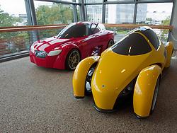 Volvo Museum at Arendal in Gothenburg Sweden