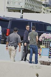 EXCLUSIVE: Evan Spiegel, CEO of Snapchat leaving SnapChat headquarters in Venice beach California. 08 Sep 2017 Pictured: Evan Spiegel. Photo credit: Daniel Shapiro / MEGA TheMegaAgency.com +1 888 505 6342