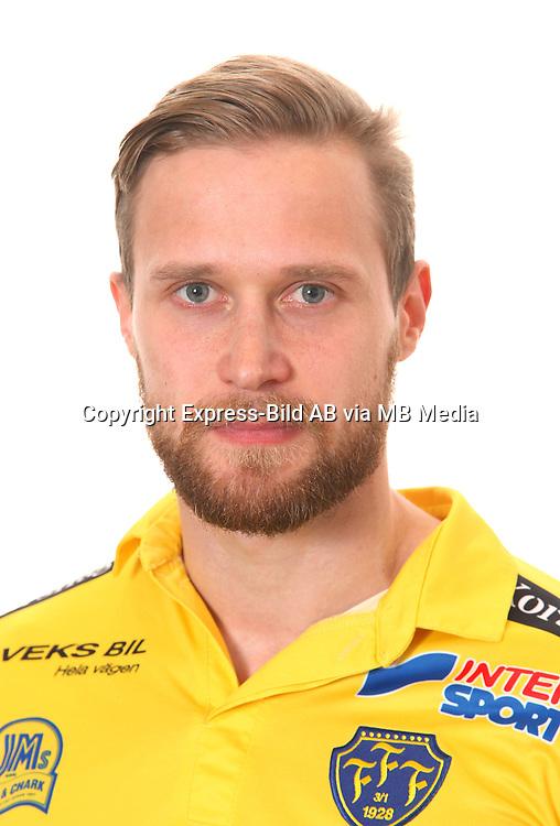 Akseli Pevlas<br /> Halvfigur<br /> @Leverans<br /> Allsvenskan 2016<br /> Fotboll