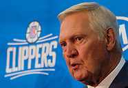 Basketball: NBA Jerry West named advisor to the Los Angeles Clippers