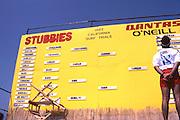 Stubbies Cal Surf Trials Orange County California Circa 1982