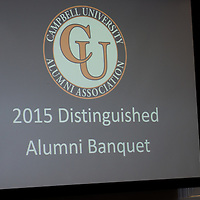 Distinguished Alumni Dinner