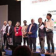 Remise des Prix au Salon nautique de Paris