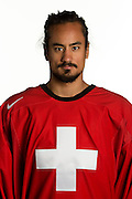 31.07.2013; Wetzikon; Eishockey - Portrait Nationalmannschaft; Eric Blum (Valeriano Di Domenico/freshfocus)