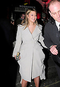 15.MARCH.2011. LONDON<br /> <br /> HOLLY VALANCE LEAVING PHILLIP GREEN'S 59TH BIRTHDAY DINNER AT MOSIMANN'S RESTAURANT IN KNIGHTSBRIDGE.<br /> <br /> BYLINE: EDBIMAGEARCHIVE.COM<br /> <br /> *THIS IMAGE IS STRICTLY FOR UK NEWSPAPERS AND MAGAZINES ONLY*<br /> *FOR WORLD WIDE SALES AND WEB USE PLEASE CONTACT EDBIMAGEARCHIVE - 0208 954 5968*