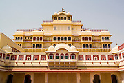 India, Rajasthan, Jaipur The City Palace complex