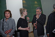 LINDSAY DUNCAN;  HENRY GOODMAN; Duet for One first night party. Axiis, One Aldwych, London. 12 May 2009