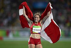 20160818 Rio 2016 Olympics - Atletik 400 mter hæk finale Sara Slott